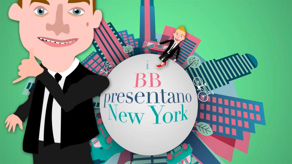 i bb presentano NY